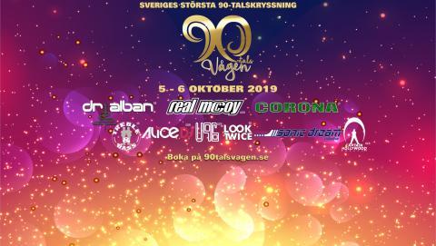 Världens största 90-tals kryssning på Silja Galaxy