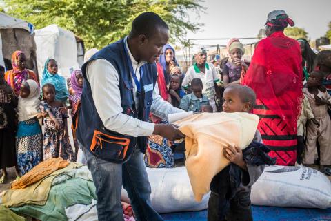 SOS-barnebyers nødhjelpsarbeid