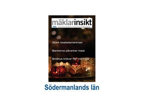 Mäklarinsikt Södermanland 2013:4