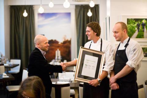 Restaurang Gotland - KRAVs nya restaurangregler