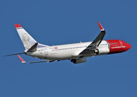 Norwegian launches 75,000 seats from Edinburgh to Scandinavia this winter with fares from £45