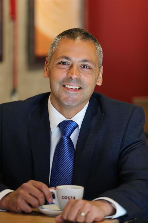 Jason Cotta  - Costa UK MD
