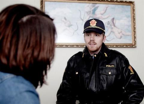 Nyutdanna politi får jobb - truleg noko lengre ventetid