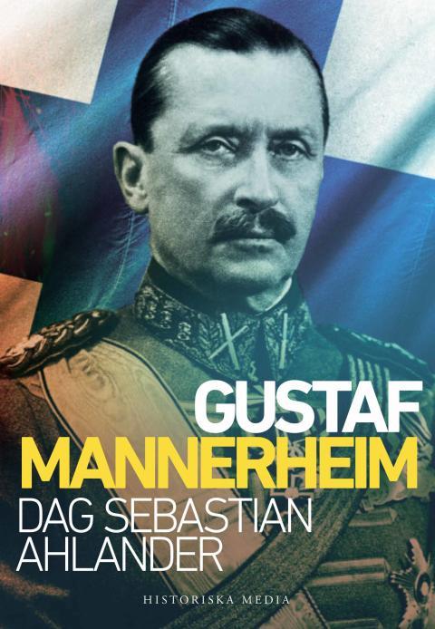 Ny biografi om Gustaf Mannerheim nominerad till Stora Fackbokspriset 2016