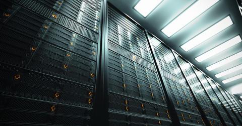 Den stigende datamængde kræver fleksible konstruktioner