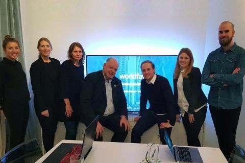 Ragn-Sells digitaliserar sin hållbarhetsredovisning genom nytt avtal med Worldfavor