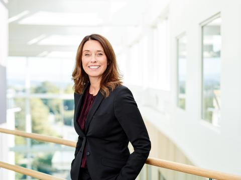 Kongsberg Digital President Hege Skryseth Wins 'Digital Changemaker' Award