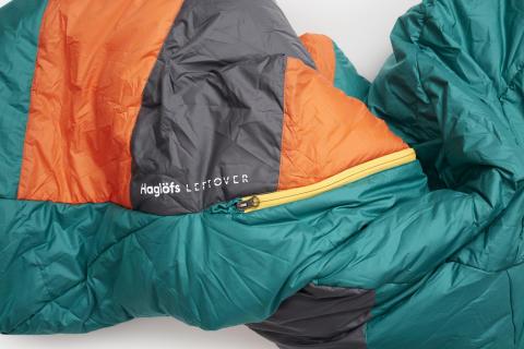Leftover Sleeping bag