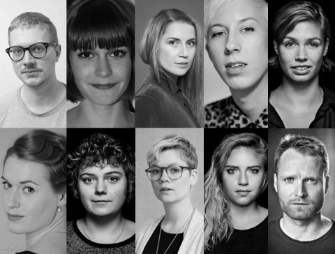 Årets Reumert præsenterer Årets Talenter 2015
