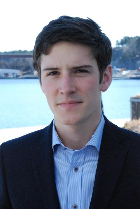 Alexander Iliev, företagsrådgivare på Entreprenörföretagen samt ansvarig för Skotta säkert.