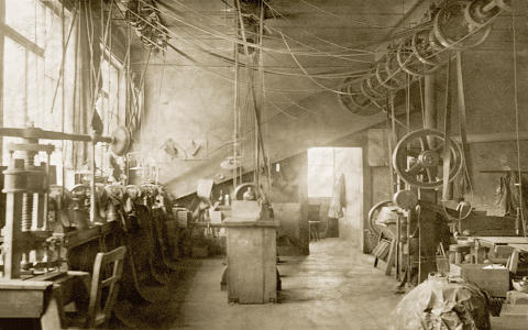 Hansgrohe_Metal Spinning_Workshop_1909