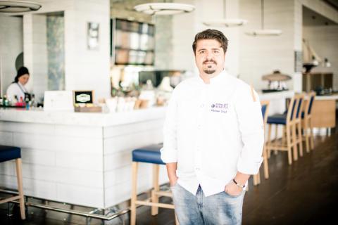 Hi-res image - Karpaz Gate Marina - Yahya Alpaslan Özdemir, the new Karpaz Gate Marina Chef
