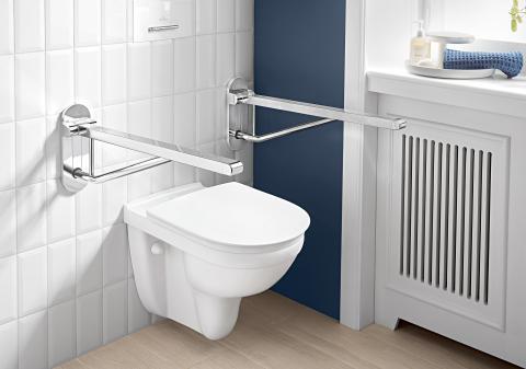 Nouvelle gamme complète pour solutions de salles de bains accessibles - ViCare : fonctionnalité, confort et élégance dans une salle de bains multigénérationnelle