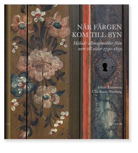 En svensk kulturskatt: målade allmogemöbler från norr till söder