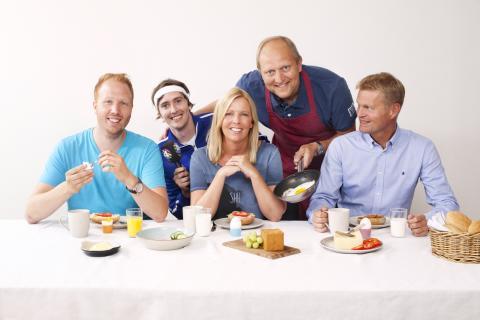 Ny programleder til Norges største morgenshow