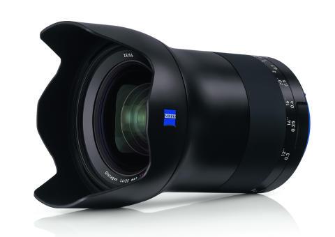 Zeiss Milvus 25mm/1.4 - Naujas plataus kampo objektyvas