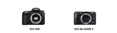 Canon styrker EOS-serien med ett nytt speilløst kamera og ett nytt digitalt speilreflekskamera, begge med imponerende oppløsning og suverene muligheter for å fange raske bevegelser