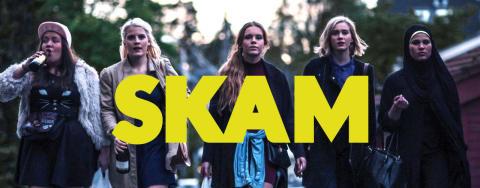 Skamfest 8 mars: En hyllning till tjejgänget + Cleo live!