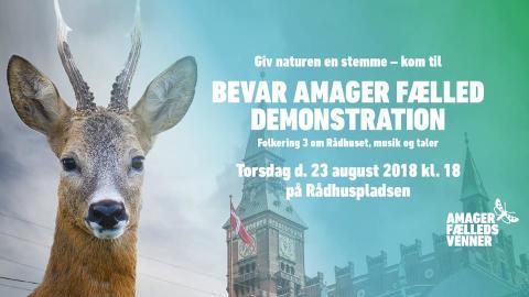 Modstand mod nye forslag om bebyggelse på Amager Fælled