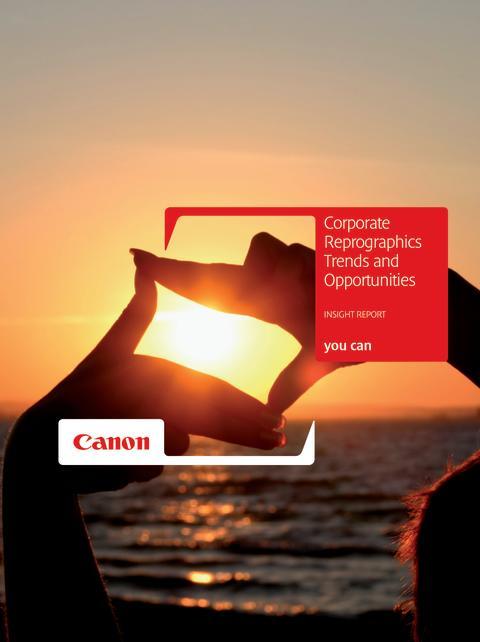 Canon frame