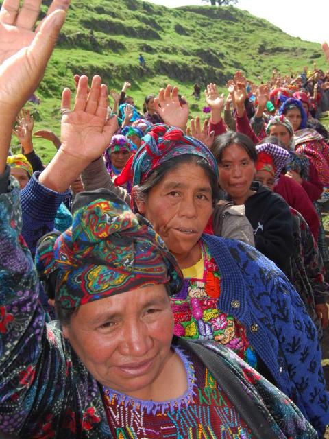 Internationella Demokratidagen- folkrörelsebiståndet ger resultat för bistånd
