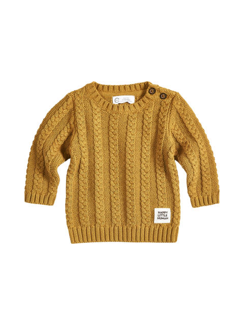 KYLE CABLE KNIT