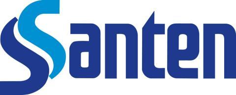 Santen Oy:n logo