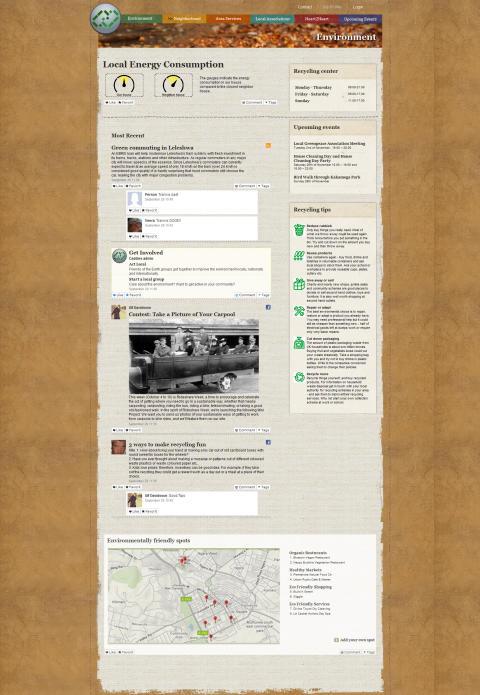 Socialt nätverk för grannar - bild 2
