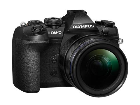 Nye OM-D E-M1 Mark II setter standarden for hurtighet og mobilitet