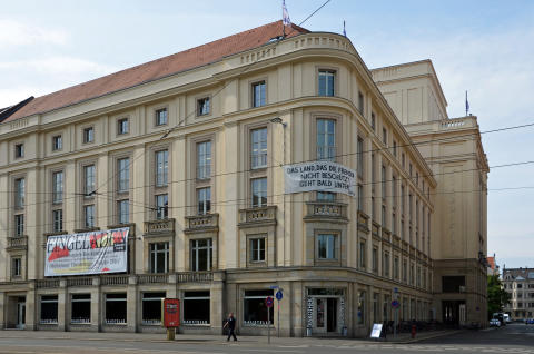 """""""Woher Wohin"""" - Das Schauspiel Leipzig glänzt in der Spielzeit 2016/17 mit 23 Premieren"""