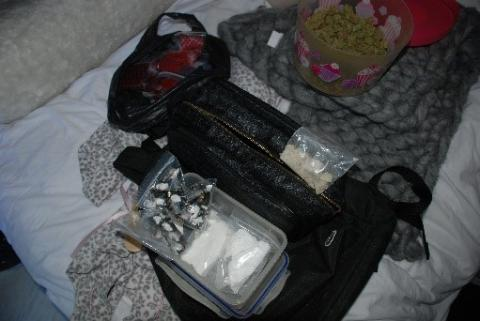 Two drug dealers sentenced to total of 15 years in jail