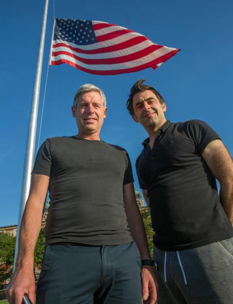 Ronnie O'Sullivan's American Hustle