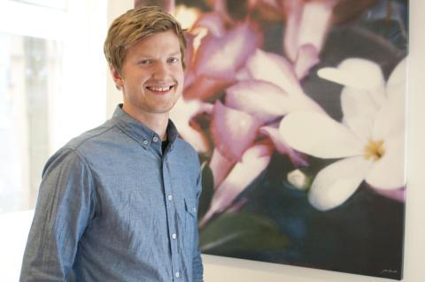 Robert Bällstav, Kommunikation- & marknadsansvarig