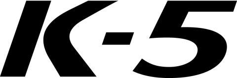 Pentax K-5 logo