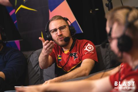 BLAST Pro Series Lisbon - Impressions from the Media Day