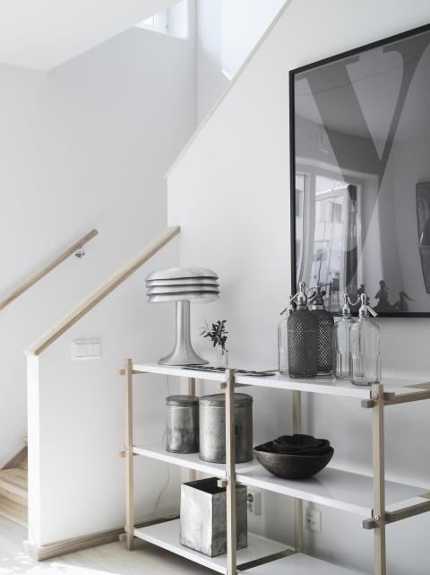 Folkhem och Lotta Agaton – matsalen. Foto Henrik Bonnevier.