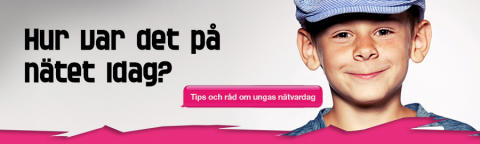 Seminarium i Almedalen om ungas utsatthet på nätet