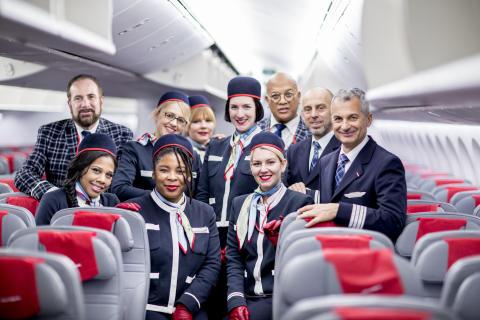 Dreamliner crew