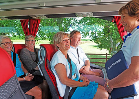 Klimatsmart bussemester med Scandorama