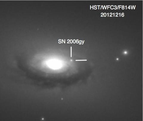 Nya insikter om universums ljusstarkaste explosioner