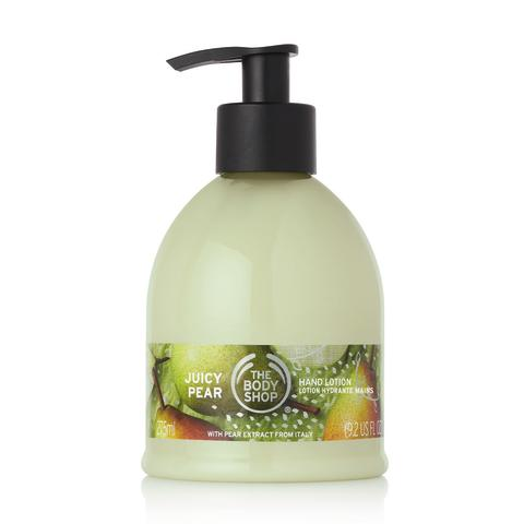 HAND LOTION JUICY PEAR