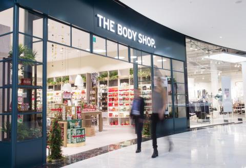 The Body Shop, Mall of Scandinavia