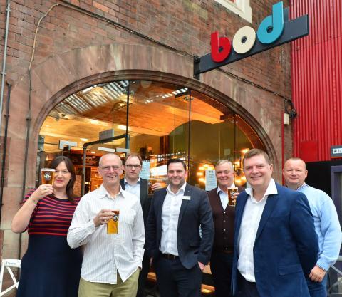 New café bar opens at Virgin Trains' Stoke Station