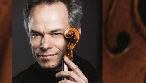 Benjamin Schmid ny konstnärlig ledare för Musica Vitae