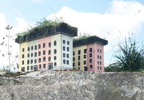 Bihotell, Täby Park