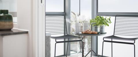 Balco bjuder på tre våriga tips för din balkong