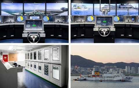 Korean universities select KONGSBERG to deliver state-of-the-art, real-time on-board training simulators