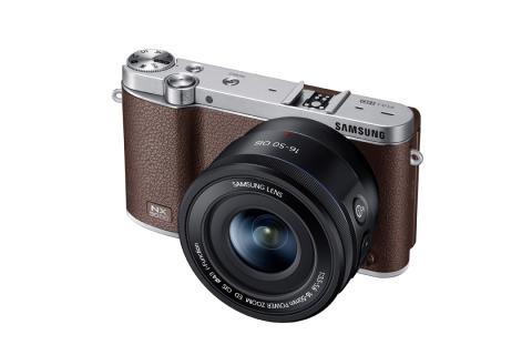 Samsung SMART Camera NX3000 – Ota selfie silmäniskulla
