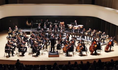 NorrlandsOperans Symfoniorkester gästspelar i Sundsvall