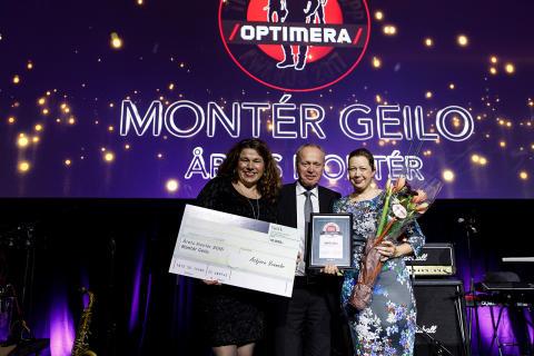 Årets Montér 2016:  Montér Geilo